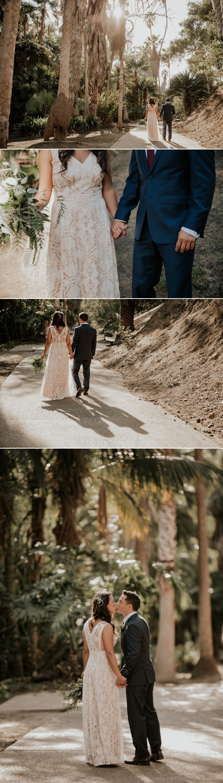 Balboa Park wedding Paige Nelson