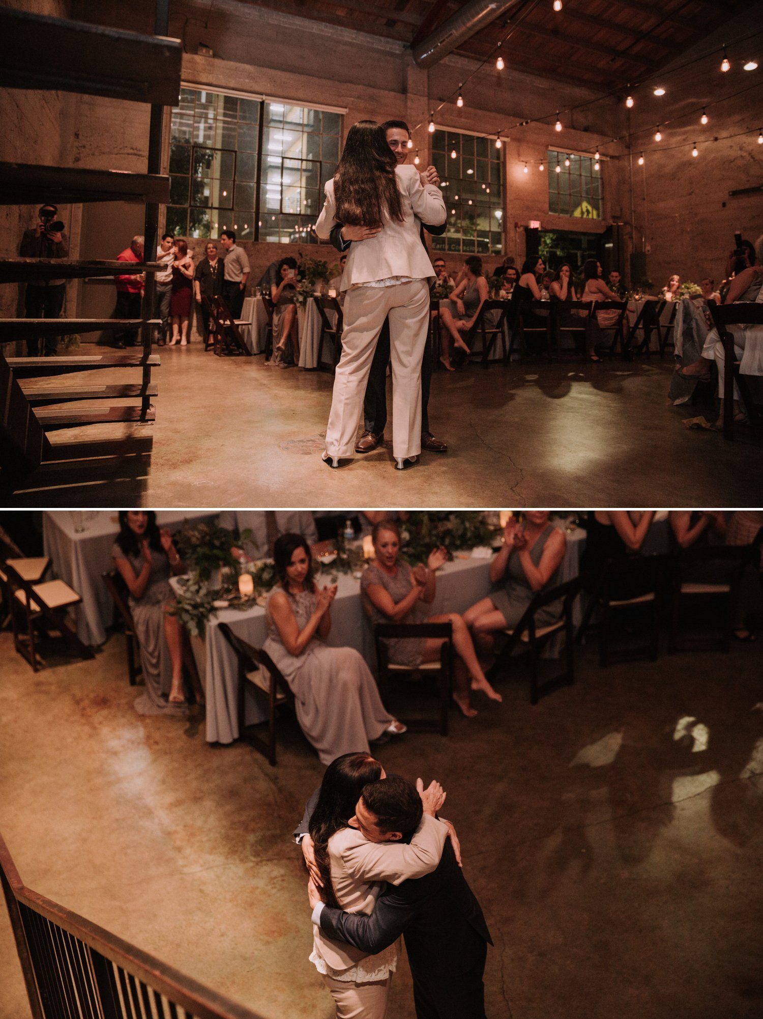 Luce Loft wedding in San Diego Paige Nelson
