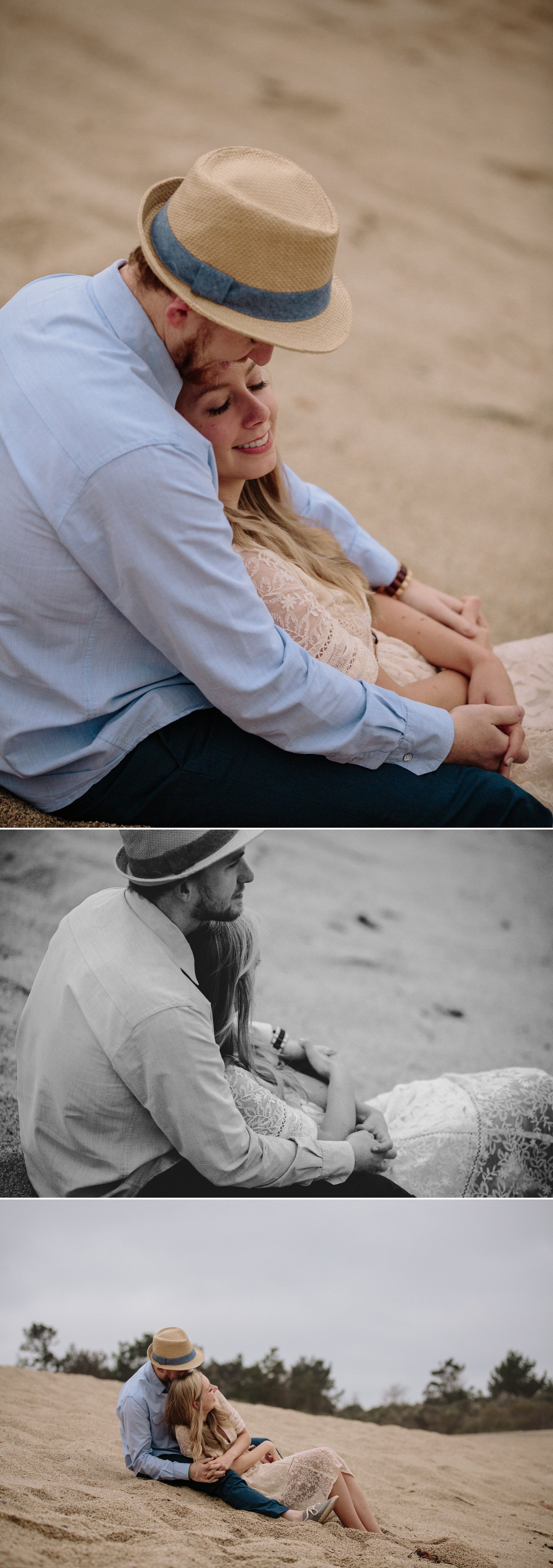 Carmel by the Sea engagement Paige Nelson