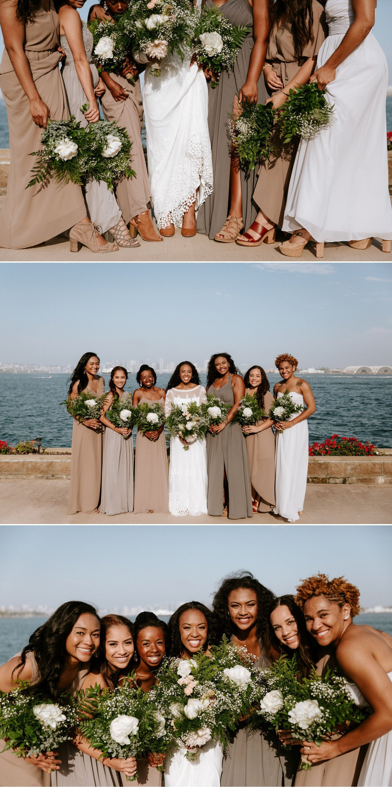 Point Loma wedding San Diego paige nelson