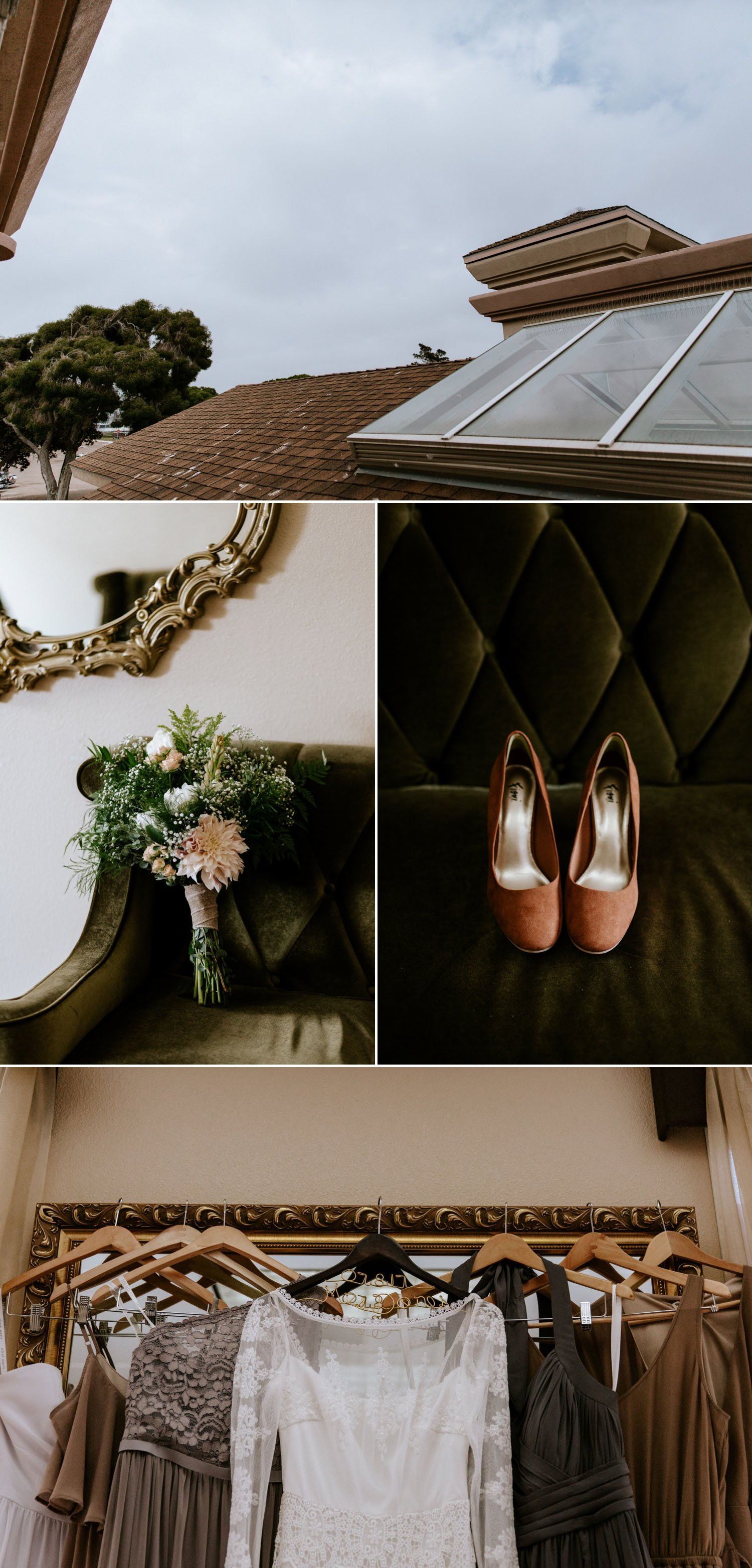 San Diego Harbor wedding Paige Nelson