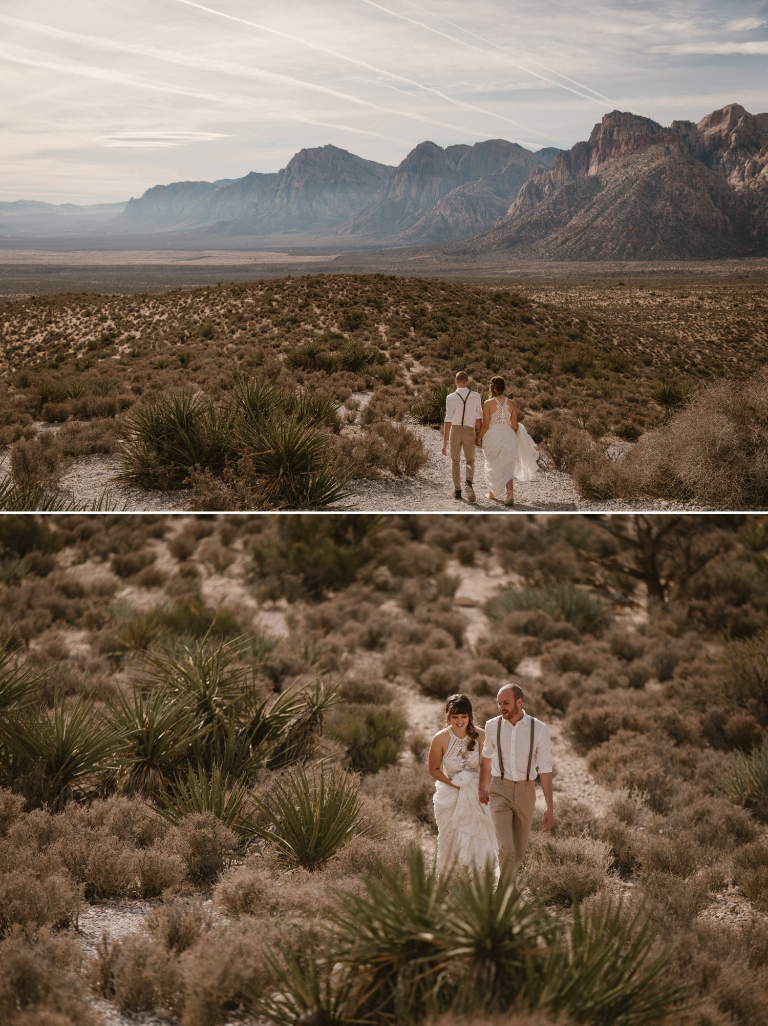 Las Vegas Elopement Red Rock Canyon