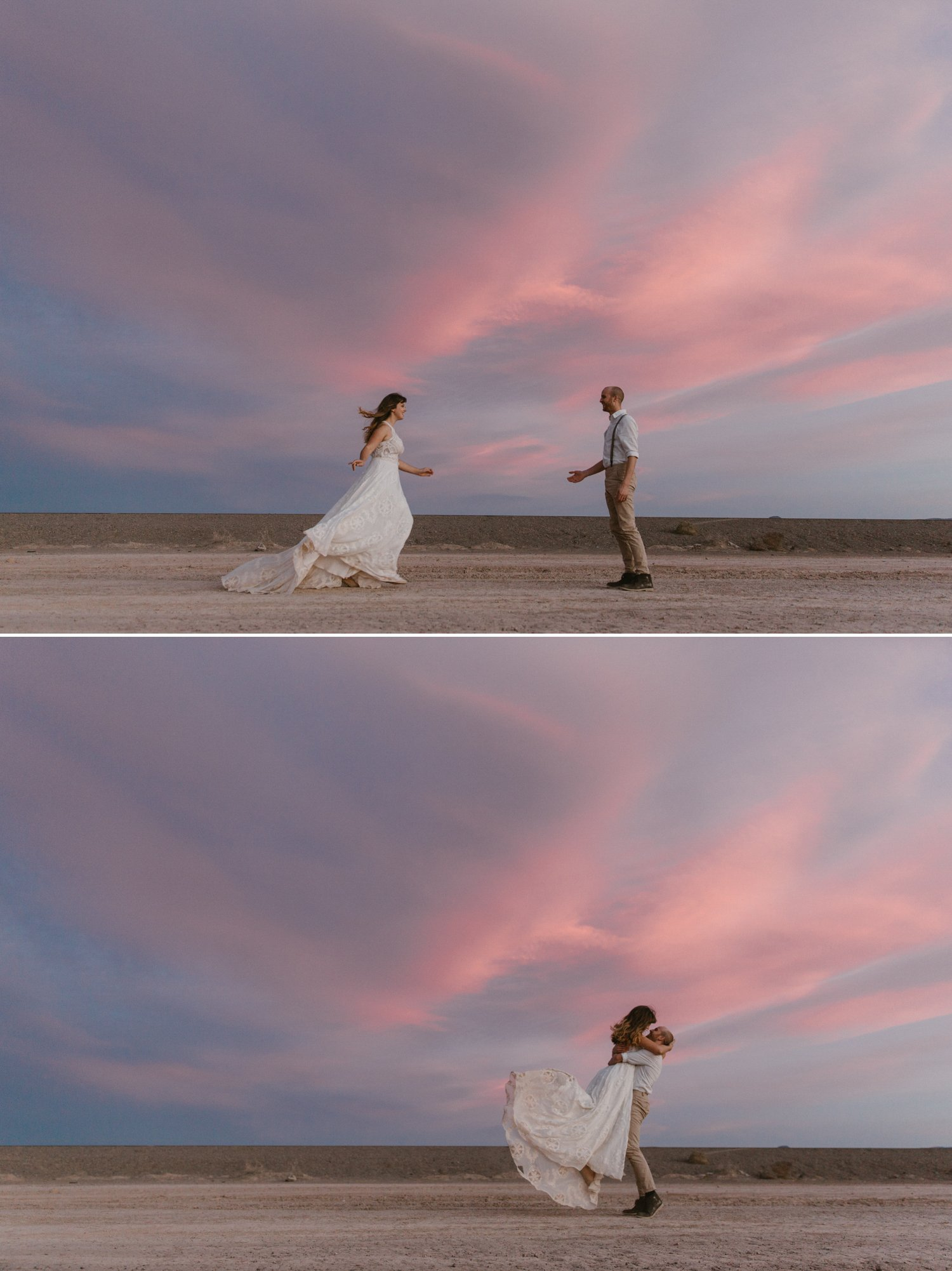 Red Rock Las Vegas: Red Rock Canyon Styled Elopement