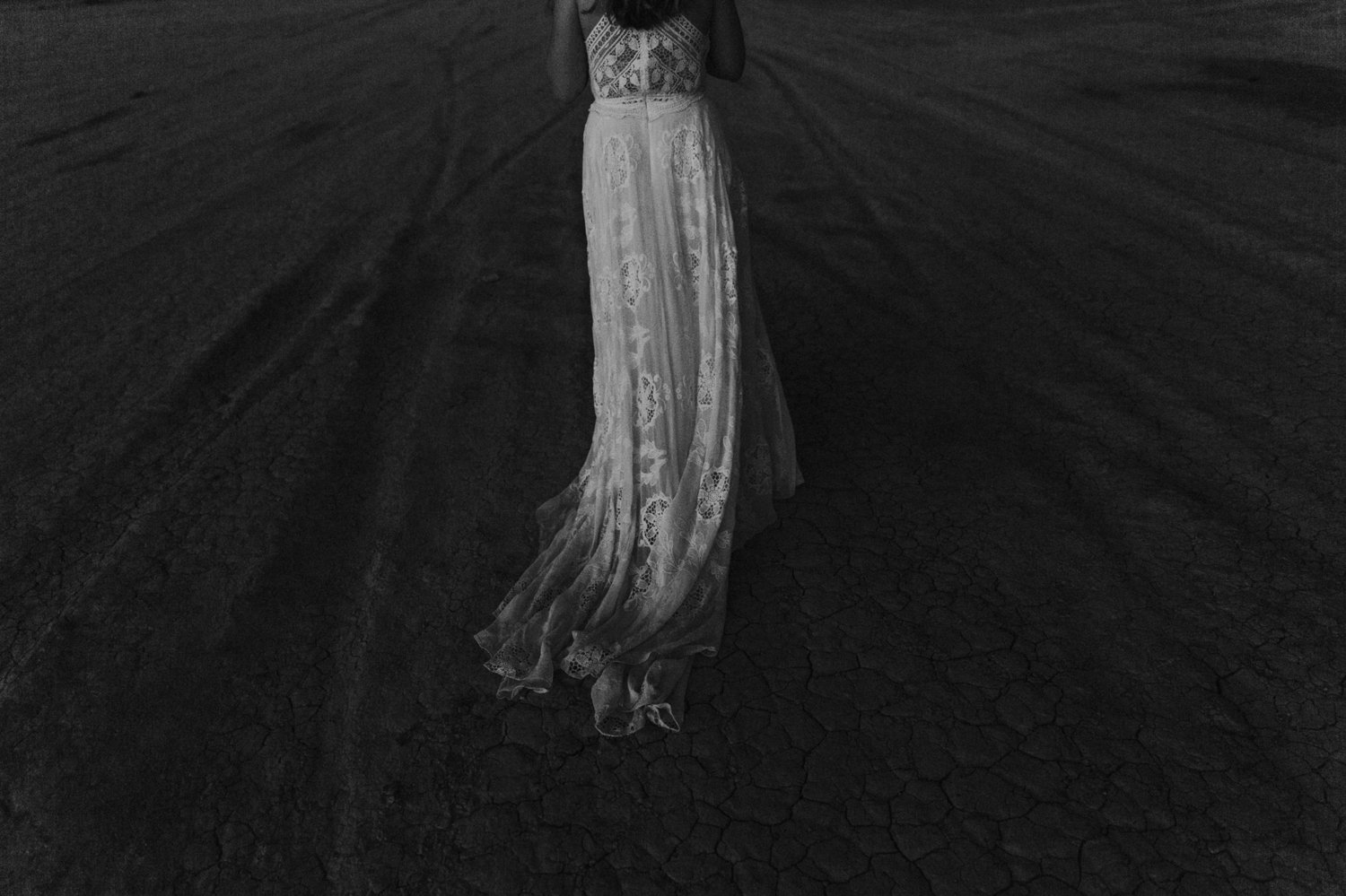 Dry Lake Bed Elopement Las Vegas