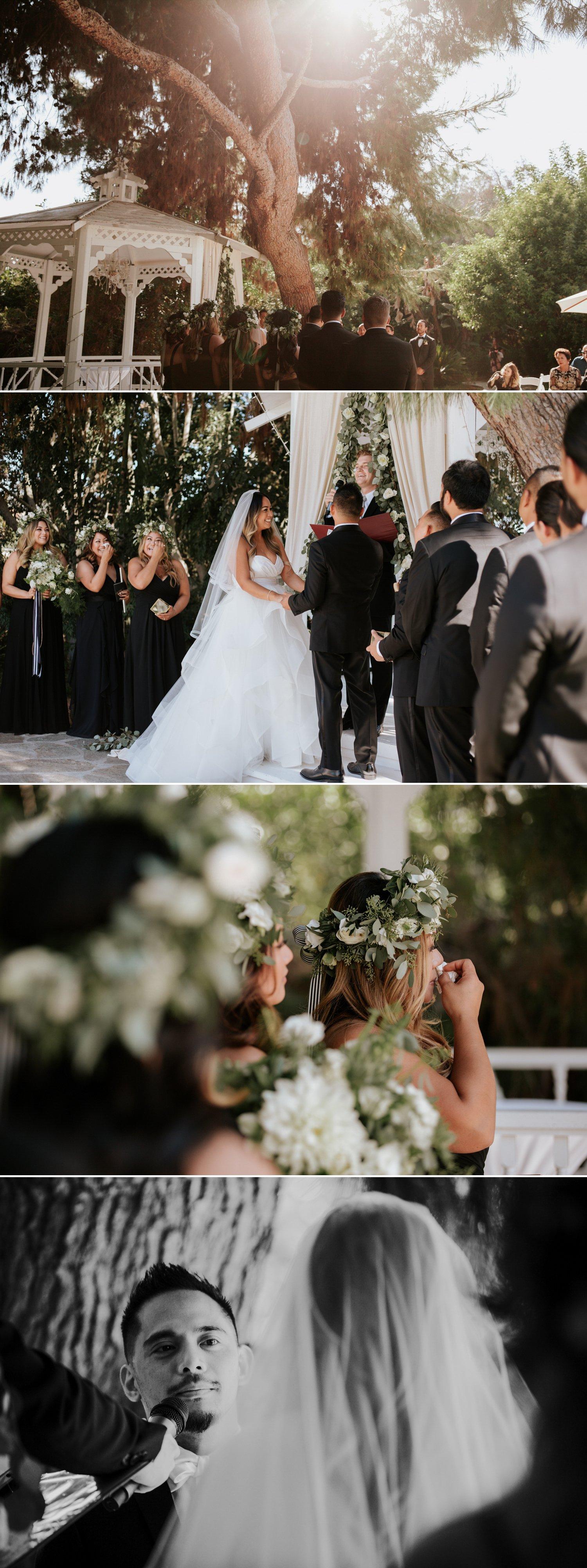 Green Gables estate wedding San Diego
