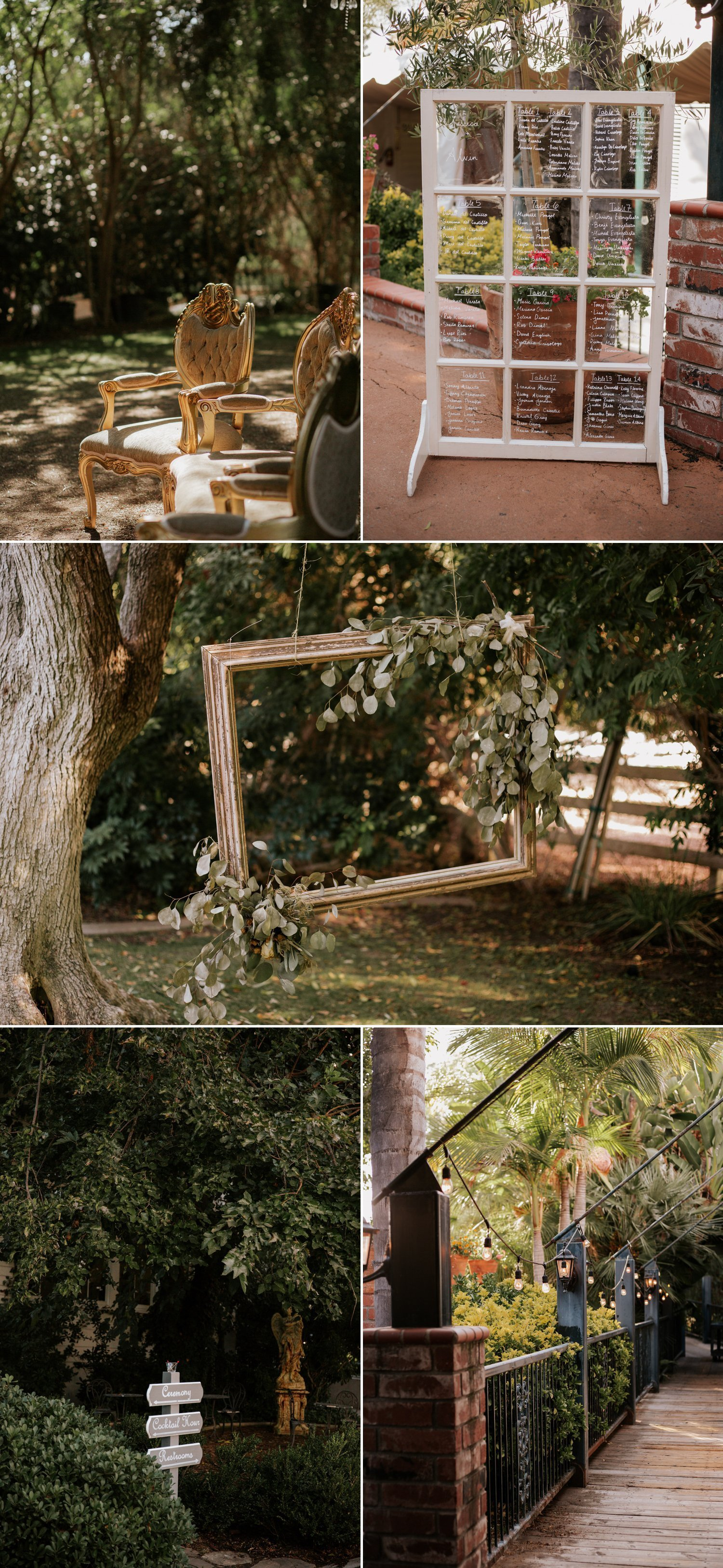 Green Gables estate wedding San Diego