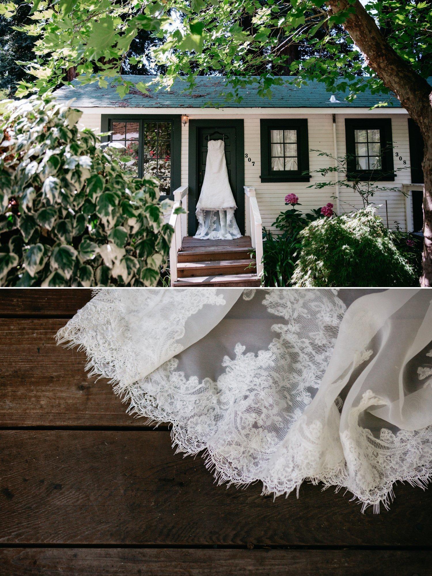 Dawn Ranch Lodge Wedding Paige Nelson