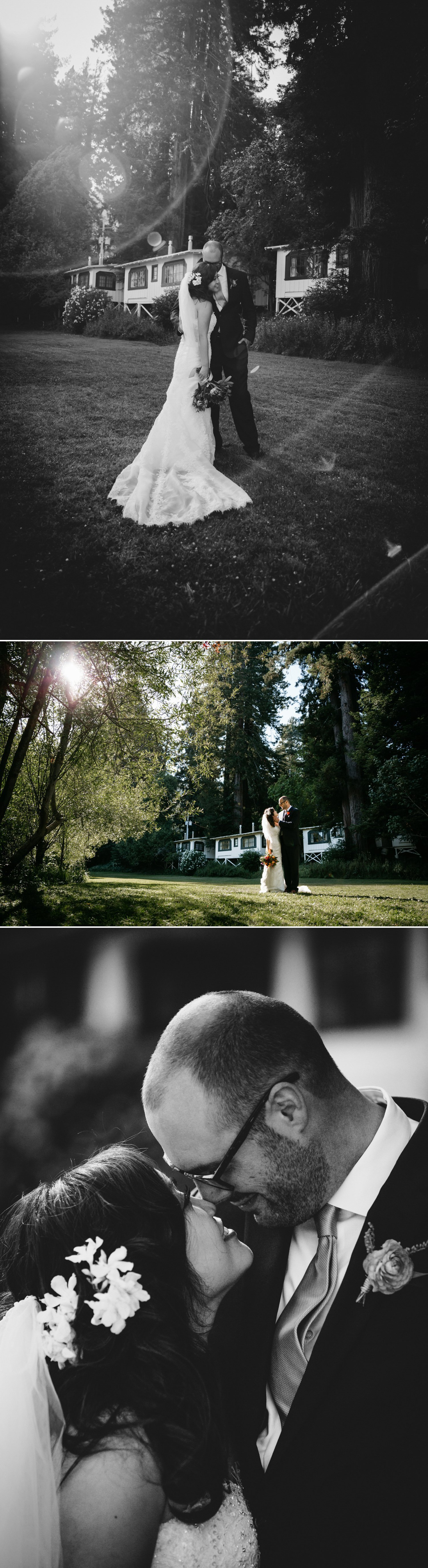 Dawn Ranch Lodge Wedding Guerneville