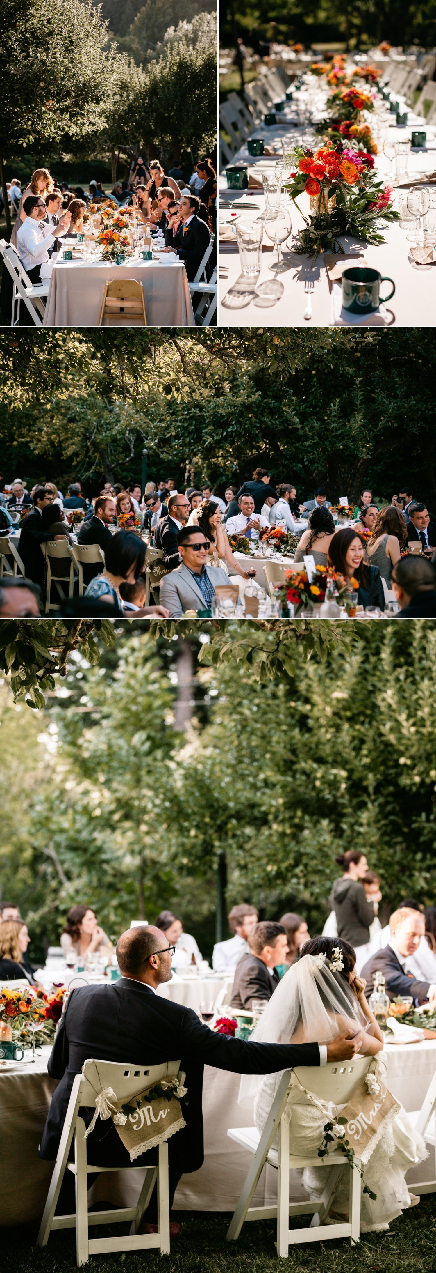 Dawn Ranch Lodge Wedding Guerneville Paige Nelson