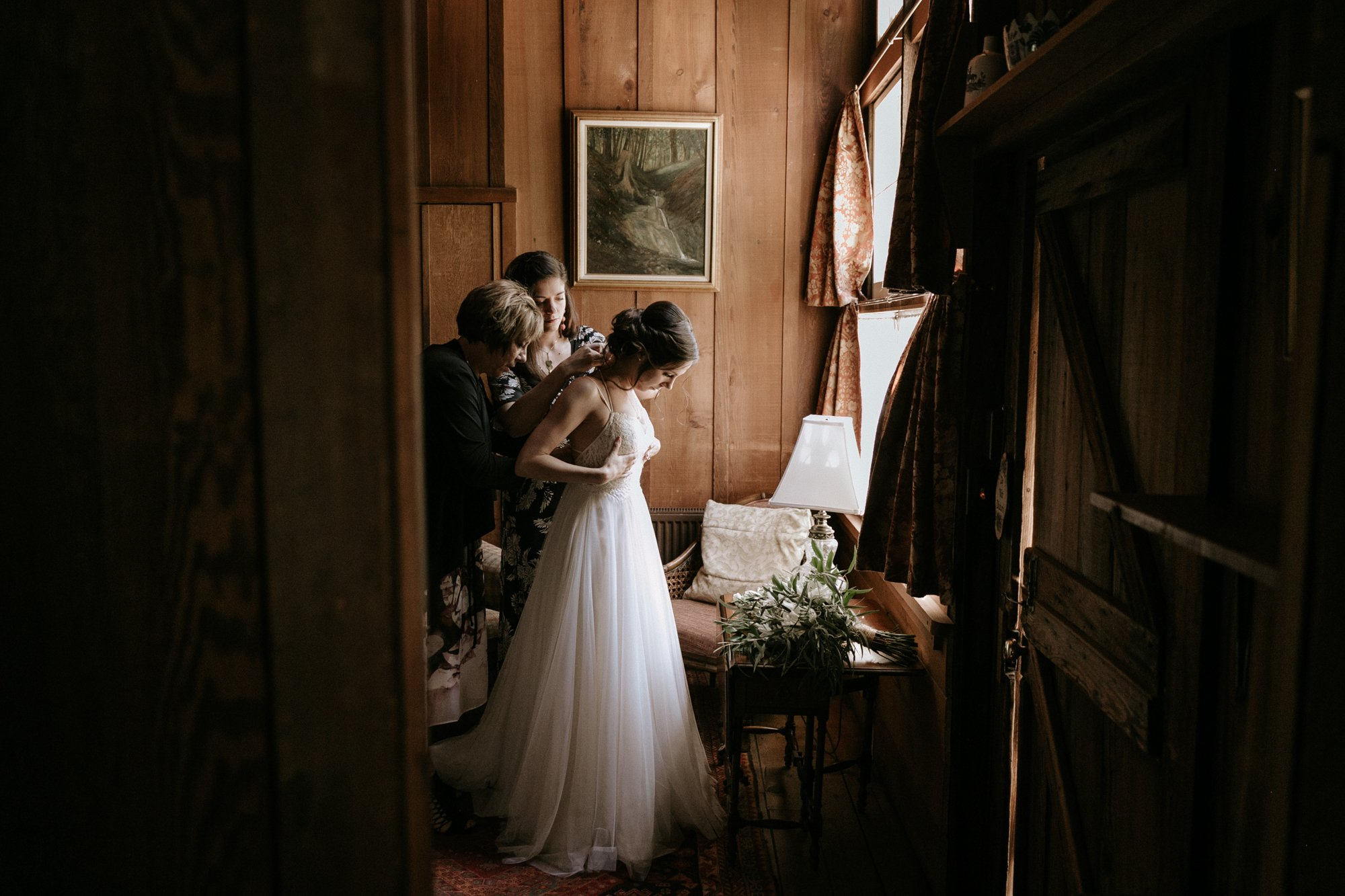 Deetjen's Big Sur Inn Wedding