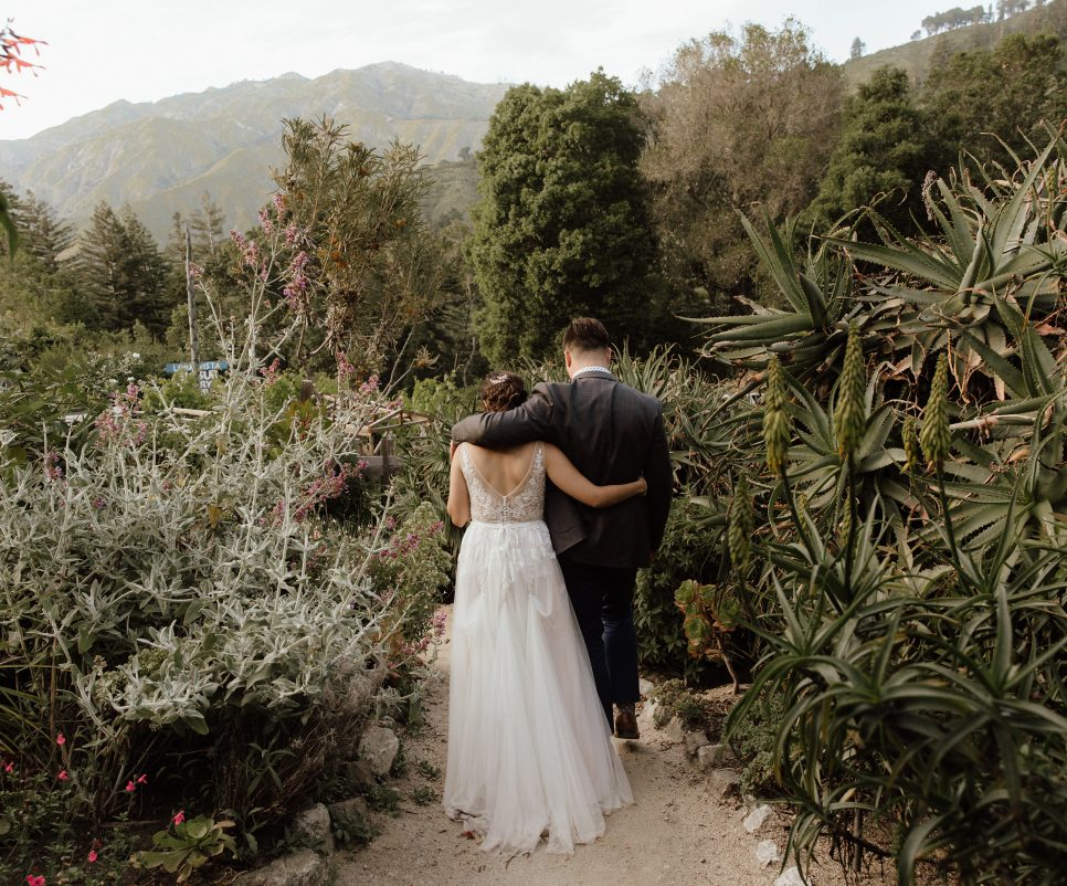 Big Sur Bakery Wedding