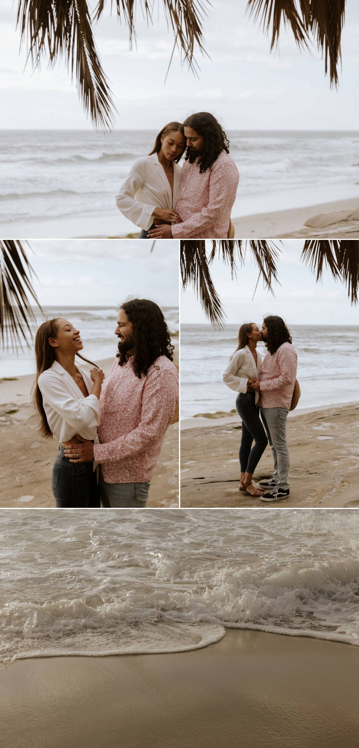 2019 winter engagement la jolla