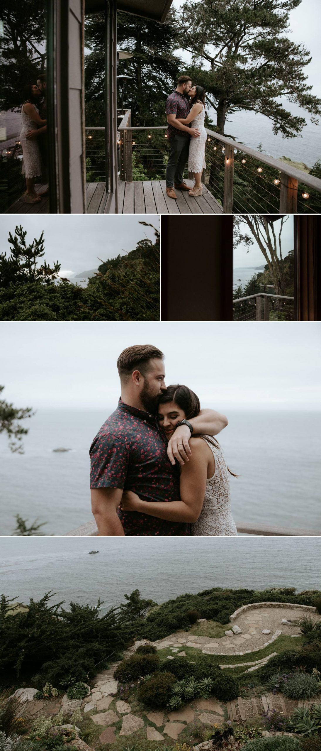big sur intimate wedding paige
