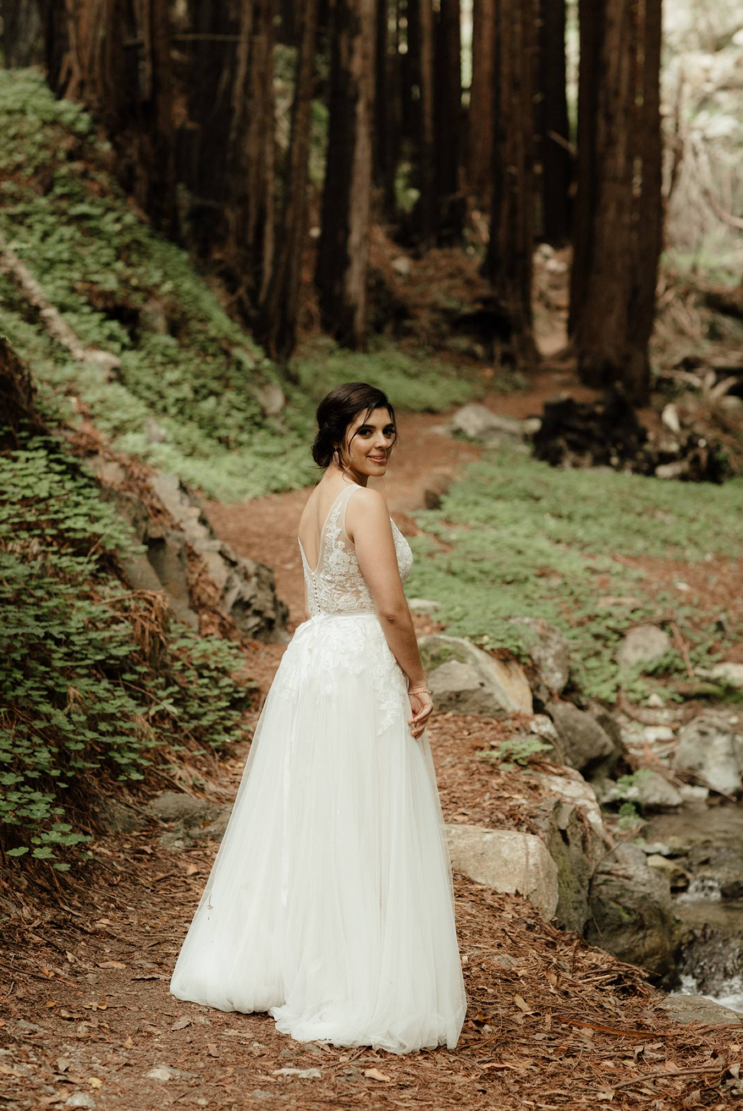 bhldn dress big sur redwood