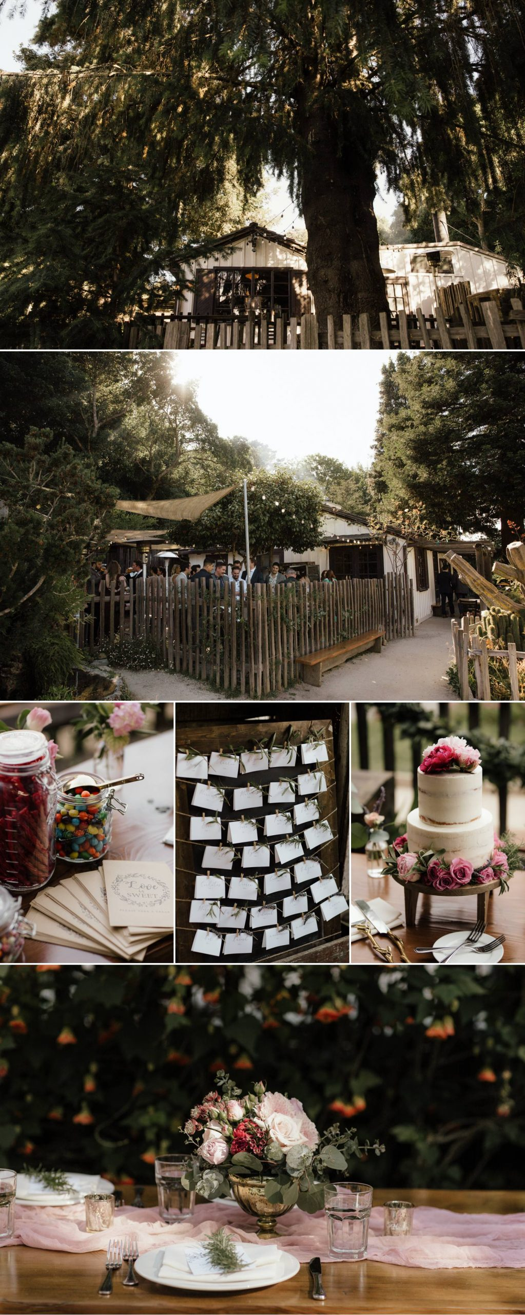 big sur bakery wedding venue