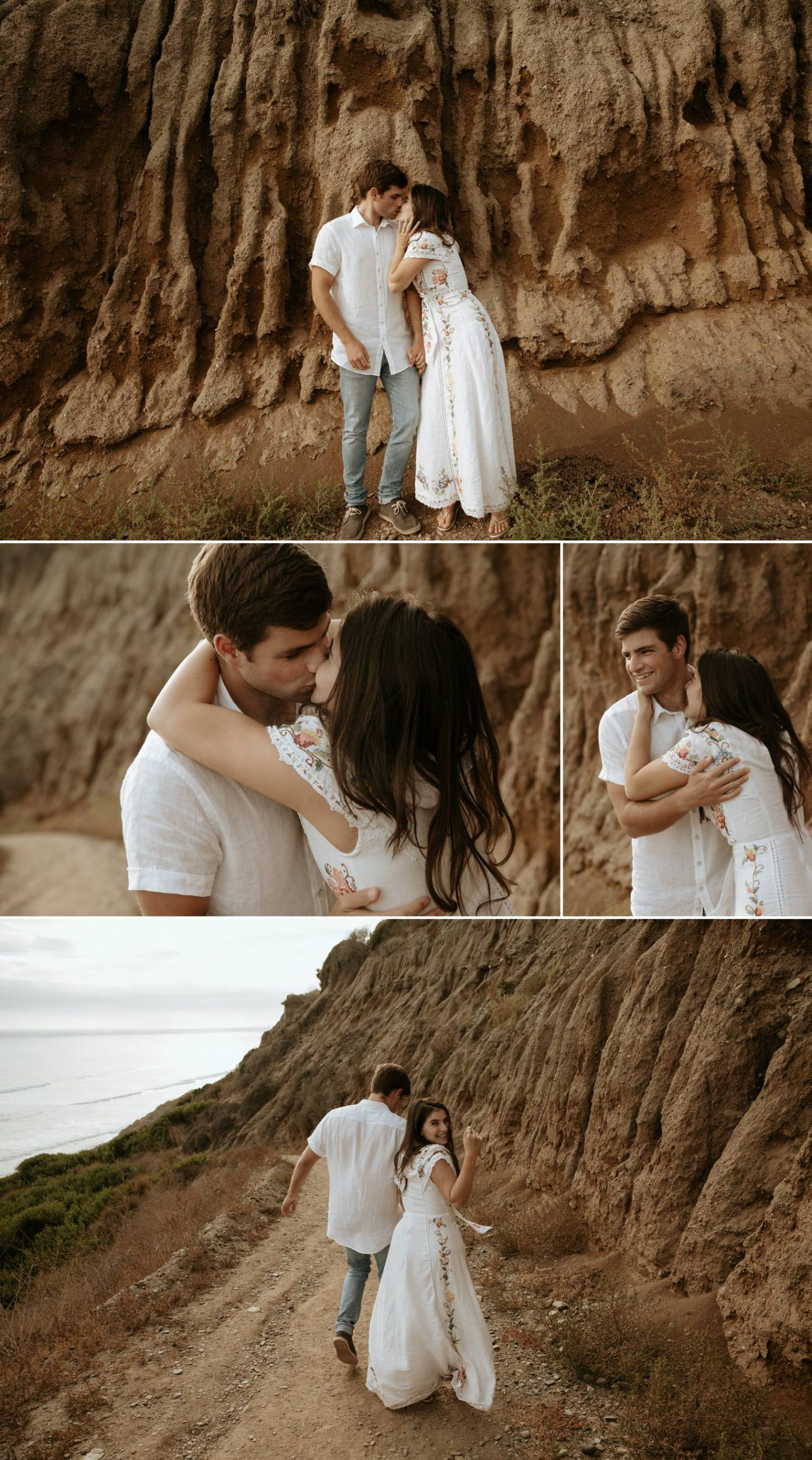 Orange County engagement photo locations