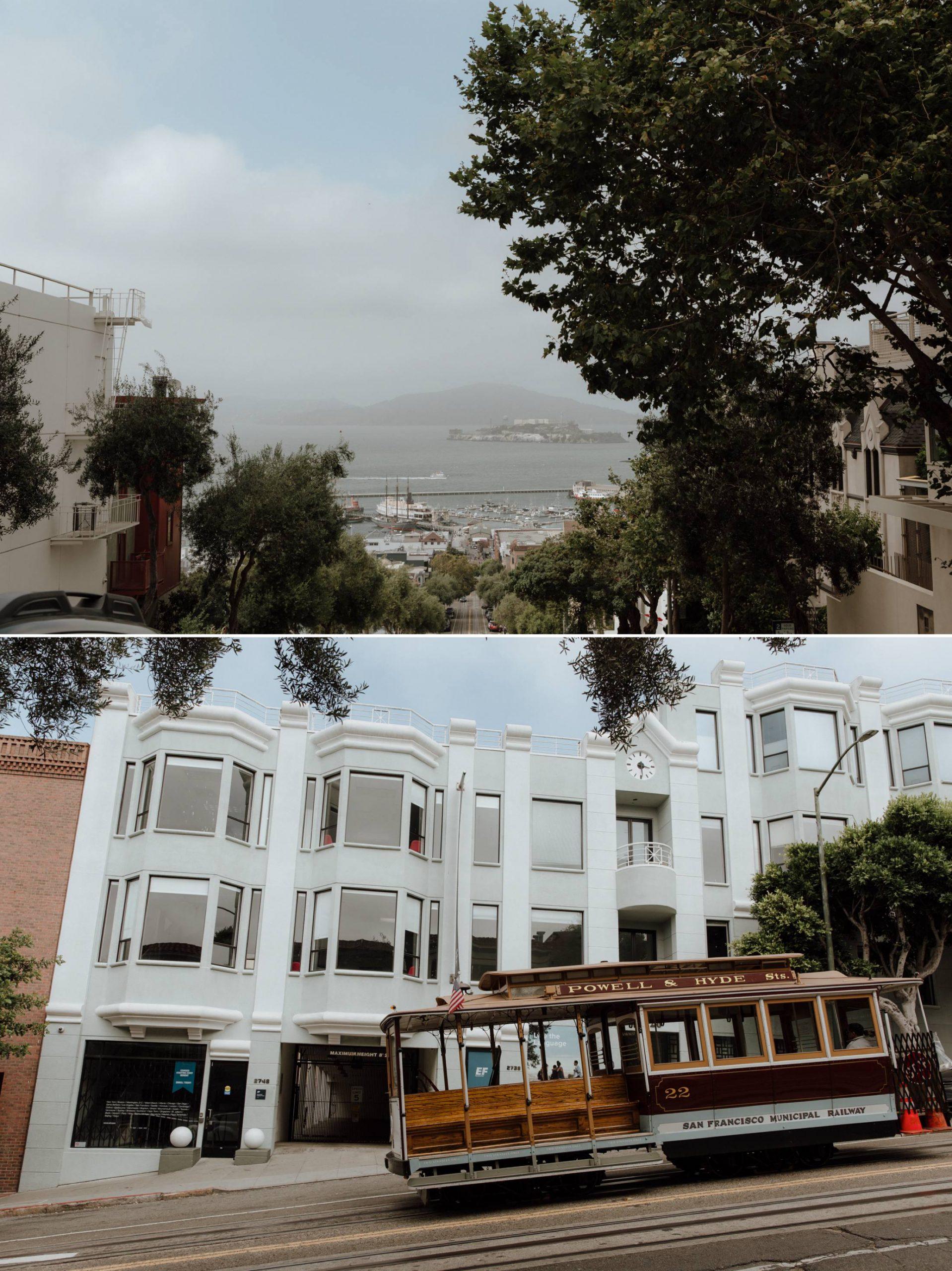 San Francisco elopement Paige Nelson