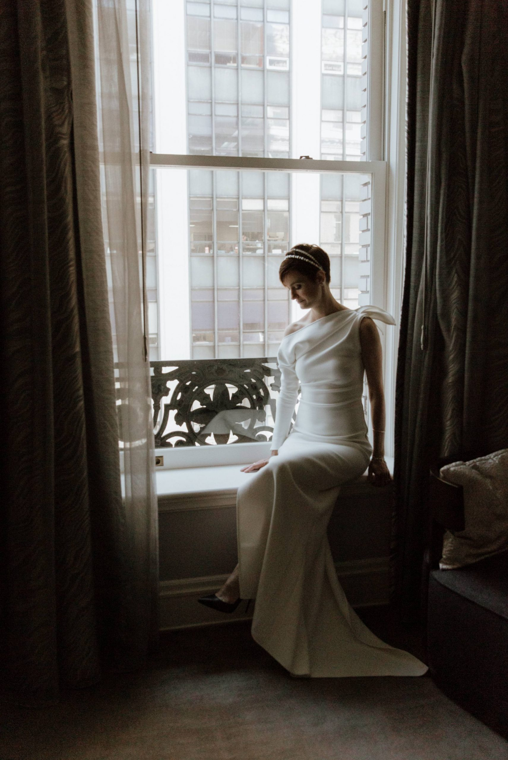 San Francisco Palace Hotel Elopement